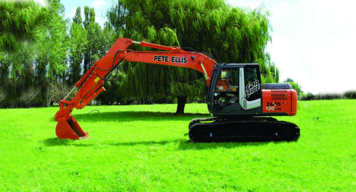 Digger & Excavator Hire Timaru | Temuka | Winchester& Geraldine